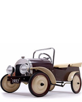 ring bearer gift guide burke decor classic pedal country car brown