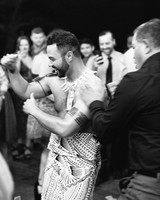 rob franco wedding samoan dance