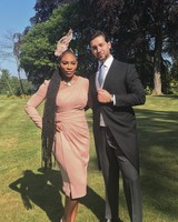 Serena Williams and Alexis Ohanian royal wedding 2018