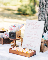 Wedding Flower Petal Bar, Build Your Own Petal Toss