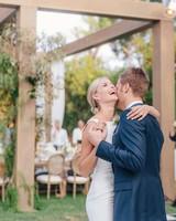 ashlie adam alpert wedding first dance