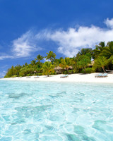 best beach honeymoons pacific resort aitutaki
