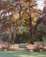 caitlin michael wedding ceremony seating