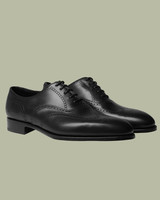 """Edward Green """"Inverness"""" Leather Wingtip Brogues"""