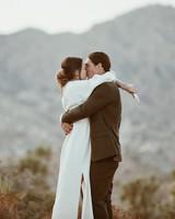 darcy matt wedding ceremony kiss