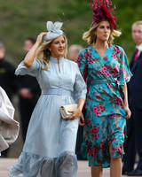 ellie goulding arrives at the royal wedding of princess eugenie