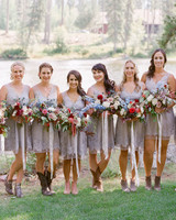 emily patton wedding montana bridesmaids