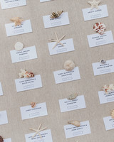 hadley corey wedding escort cards