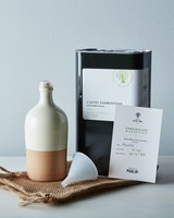 Hostess gift idea Food52 Adopt an Olive Tree Gift Box and Subscription