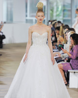 ines di santo a-line wedding dress spring 2018