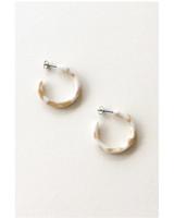 ivory anniversary gifts earrings machete