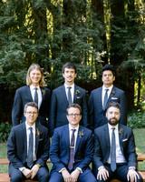 kendall jackson groom and groomsmen