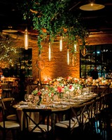 kori paul wedding reception table