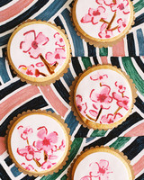 lindsey william wedding dc sugar cookies