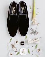 michelle robert wedding groom accessories