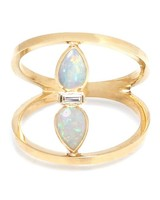 zoe chicco open bar ring