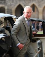 princes charles at princess eugenie royal wedding