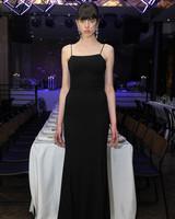 reformation spring 2018 wedding dress black spaghetti strap