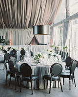 stephanie matt wedding reception decor