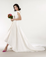 steven birnbaum bridal wedding dress spring 2019 high-low a-line