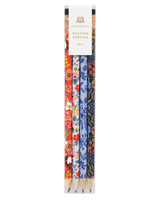 floral pencil