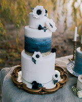 sugar flower wedding cakes ballad photography