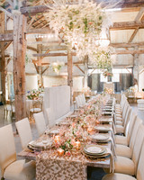 suzanne joseph wedding head table corbin gurkin