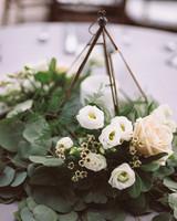 terrarium wedding ideas Surrounded by Florals