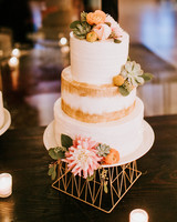 basket style cake stand