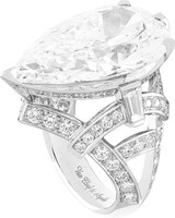 Van Cleef & Arpels Pear-Cut Engagement Rings