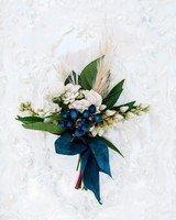 berry wedding ideas by scott and dana blueberry boutonniere