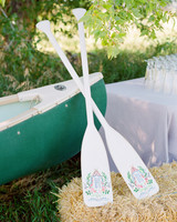 bessie john wedding oars