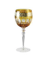 crystal goblet