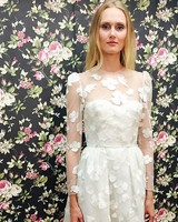 Elizabeth Fillmore Fall 2017 Wedding Dress Collection - Lyoka