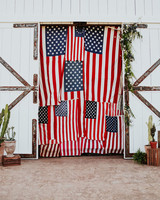 fourth of july wedding ideas alexandra wallace