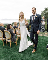 gillian marcus wedding recessional