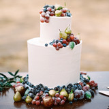 hana olu wedding california cake