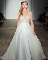 jlm tara keely v-neck a-line wedding dress spring 2018