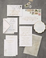 joyann jeremy wedding stationery