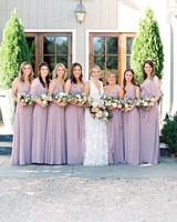 julianne aaron wedding bridesmaids