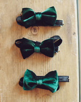 green bowties