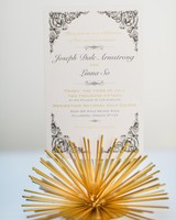 Linna Joe Cambodian wedding stationery