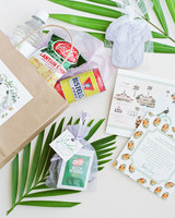natalie jamey wedding welcome bag