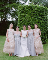 peony matthew england wedding bride with bridesmaids