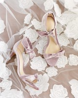 bride wedding shoes