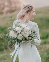 unique wedding bouquet
