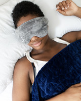stocking stuffer gift guide gravity weighted sleep mask