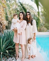 Wedding california family