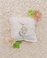 suzanne joseph wedding ring pillow corbin gurkin