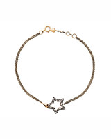 diamond star barcelet